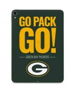 Green Bay Packers Team Motto Apple iPad Pro Skin