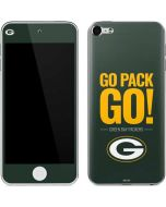 Green Bay Packers Team Motto Apple iPod Skin