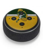 Green Bay Packers Vintage Amazon Echo Dot Skin