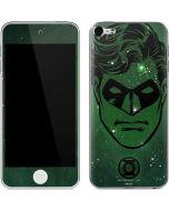Green Lantern Cosmic Apple iPod Skin