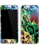 Green Lantern Defeats Sinestro Apple iPod Skin