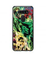 Green Lantern Defeats Sinestro LG K51/Q51 Clear Case