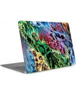 Green Lantern Defeats Sinestro Apple MacBook Air Skin