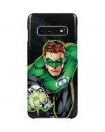 Green Lantern Face Galaxy S10 Plus Lite Case