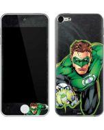 Green Lantern Face Apple iPod Skin