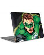 Green Lantern Face Apple MacBook Air Skin
