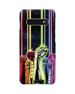 Green Lantern Fists in the Air Galaxy S10 Plus Lite Case