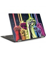 Green Lantern Fists in the Air  Dell XPS Skin