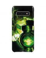 Green Lantern Lamp Galaxy S10 Plus Lite Case