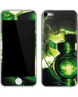 Green Lantern Lamp Apple iPod Skin