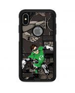 Green Lantern Mixed Media Otterbox Commuter iPhone Skin