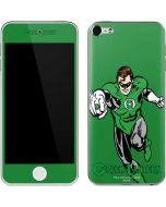 Green Lantern Portrait Apple iPod Skin