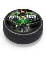Green Lantern Power Up Amazon Echo Dot Skin
