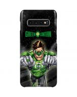 Green Lantern Power Up Galaxy S10 Plus Lite Case