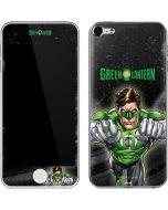 Green Lantern Power Up Apple iPod Skin
