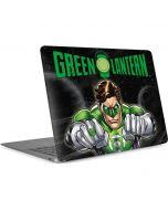 Green Lantern Power Up Apple MacBook Air Skin