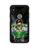Green Lantern Power Up Otterbox Commuter iPhone Skin