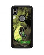 Green Lantern Super Punch  Otterbox Commuter iPhone Skin