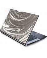 Grey Marble Generic Laptop Skin