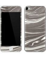 Grey Marble Apple iPod Skin