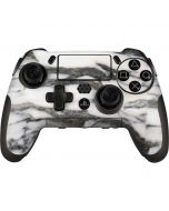 Grey Marbling PlayStation Scuf Vantage 2 Controller Skin
