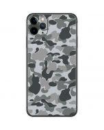 Grey Street Camo iPhone 11 Pro Max Skin
