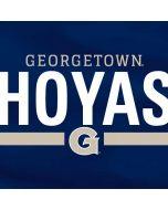 Georgetown Hoyas Stripe Incipio DualPro Shine iPhone 6 Skin