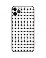Grid Dot iPhone 11 Pro Max Skin
