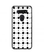 Grid Dot LG K51/Q51 Clear Case