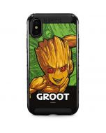 Groot iPhone XS Max Cargo Case