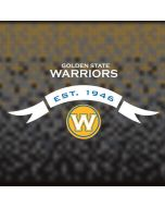 Golden State Warriors Pixels Yoga 910 2-in-1 14in Touch-Screen Skin