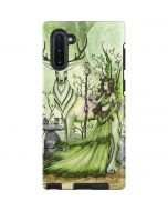 Guardian Fairy and Stag Galaxy Note 10 Pro Case
