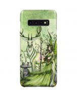 Guardian Fairy and Stag Galaxy S10 Plus Lite Case
