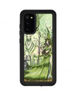 Guardian Fairy and Stag Galaxy S20 Waterproof Case