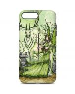 Guardian Fairy and Stag iPhone 7 Plus Pro Case