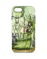 Guardian Fairy and Stag iPhone 8 Pro Case