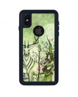 Guardian Fairy and Stag iPhone XS Waterproof Case