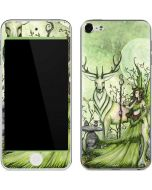 Guardian Fairy and Stag Apple iPod Skin