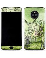 Guardian Fairy and Stag Moto X4 Skin