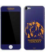 Guardians of the Galaxy Apple iPod Skin