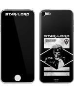 Guardians of the Galaxy Star-Lord Apple iPod Skin
