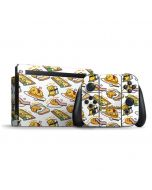 Gudetama 5 More Minutes Nintendo Switch Bundle Skin