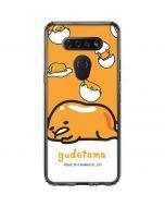 Gudetama Egg Shell LG K51/Q51 Clear Case