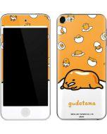 Gudetama Egg Shell Apple iPod Skin