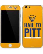 Hail To Pittsburgh iPhone 6/6s Skin