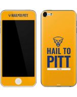 Hail To Pittsburgh Apple iPod Skin