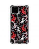 Harley Quinn All Over Print Google Pixel 5 Clear Case