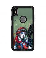 Harley Quinn and Baby Joker Otterbox Commuter iPhone Skin