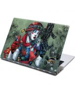 Harley Quinn and Baby Joker Yoga 910 2-in-1 14in Touch-Screen Skin