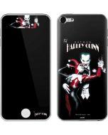 Harley Quinn and The Joker Apple iPod Skin